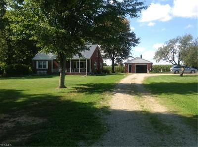 Huron County Single Family Home For Sale: 4969 West River Rd