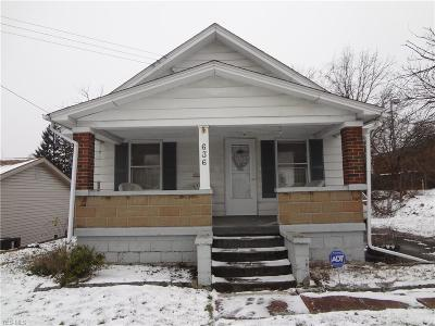 Struthers Single Family Home For Sale: 636 Geneva Ave