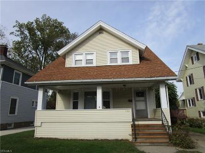 Ashtabula Single Family Home Active Under Contract: 1723 E 42nd Street