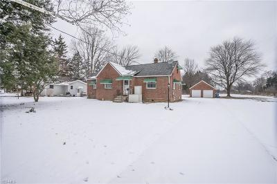 Single Family Home For Sale: 22950 West Rd