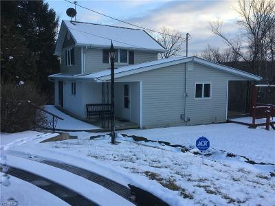 Single Family Home Sold: 50281 Pancake Clarkson Rd