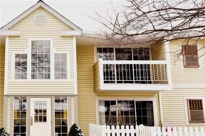 Cuyahoga County Condo/Townhouse For Sale: 2857 North Bay Dr #14