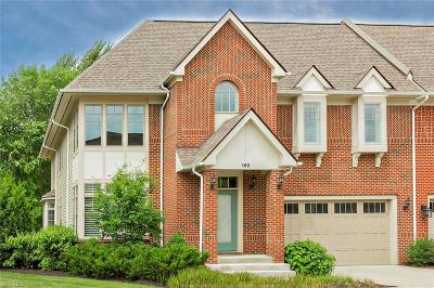 Westlake Condo/Townhouse For Sale: 160 Ashbourne Dr