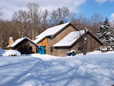 Garrettsville Single Family Home For Sale: 7969 State Route 305