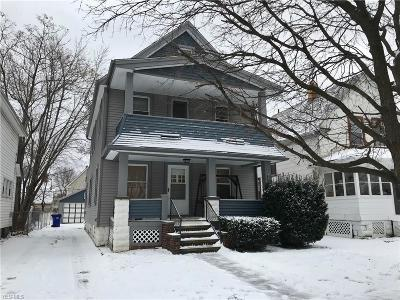 Cleveland Multi Family Home For Sale: 2614 Tate Ave