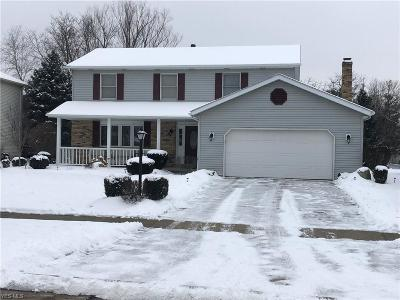Strongsville OH Single Family Home Sold: $233,000