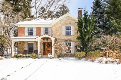 Chagrin Falls Single Family Home For Sale: 71 South Franklin St