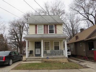 Cleveland Single Family Home For Sale: 3454 East 98th St