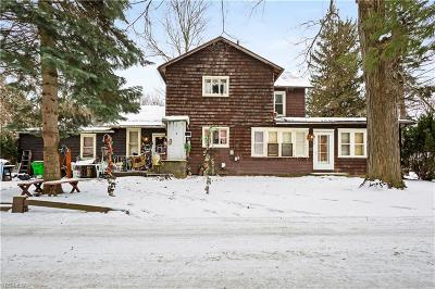Summit County Multi Family Home For Sale: 389 31st St Southwest