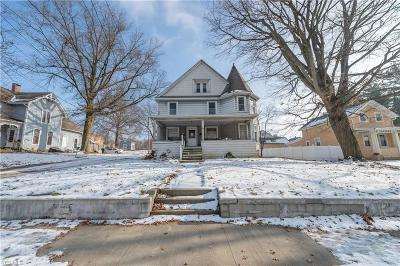 Wadsworth Multi Family Home For Sale: 255 High St