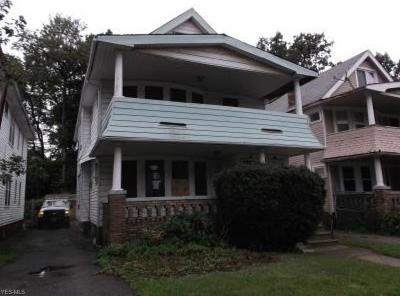 Cleveland Multi Family Home For Sale: 676-678 East 91st St