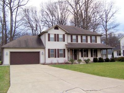 Boardman Single Family Home For Sale: 5760 Rosewood Dr