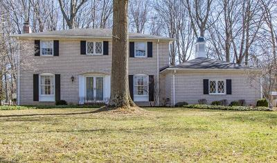 Youngstown Single Family Home For Sale: 7611 West Parkside Dr