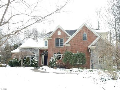 Cuyahoga County Single Family Home For Sale: 24461 Cornerstone