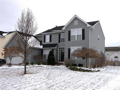 Lorain Single Family Home For Sale: 4600 Quincy Adams Ct