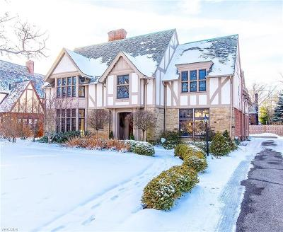 Cuyahoga County Single Family Home For Sale: 3140 Montgomery Rd
