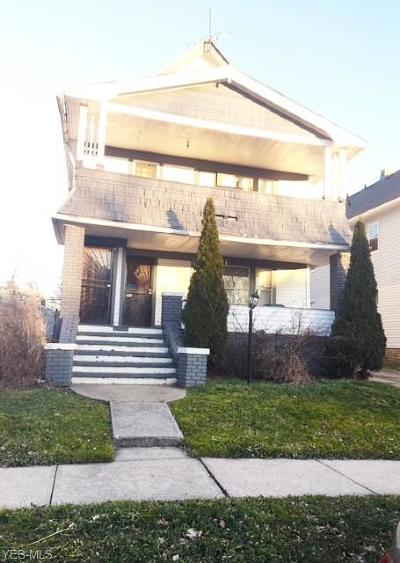Cleveland Multi Family Home For Sale: 3613 East 112th St