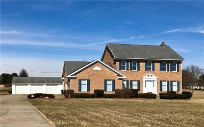 Stark County Single Family Home For Sale: 9393 Georgetown Street