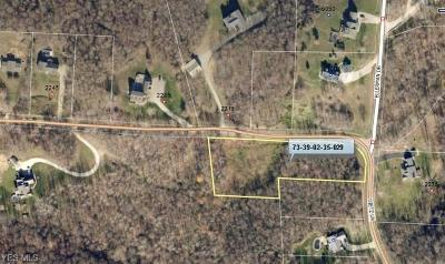 Zanesville Residential Lots & Land For Sale: Dietz Ln