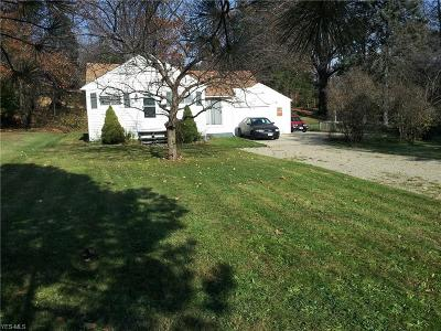 Kent Single Family Home For Sale: 1149 Munroe Falls Kent Rd