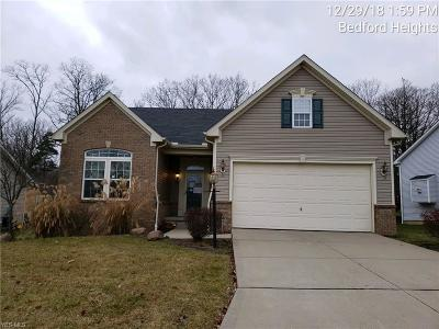 Cuyahoga County Single Family Home For Sale: 6366 Stonehaven Ln