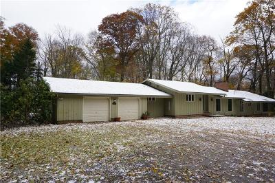 Wadsworth Single Family Home For Sale: 3021 Rohrer Rd