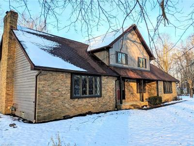 Newton Falls Single Family Home For Sale: 4980 Fairview Ave
