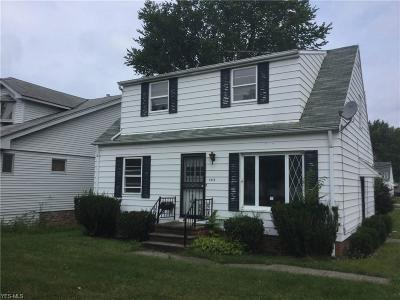 Cuyahoga County Single Family Home For Sale: 5420 Dalewood Ave