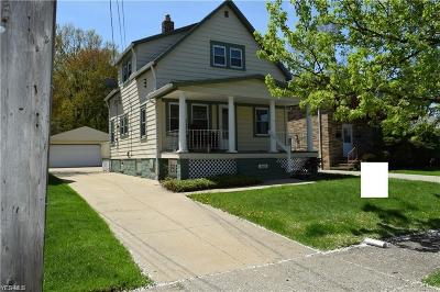 Parma Single Family Home For Sale: 4503 Longwood Ave