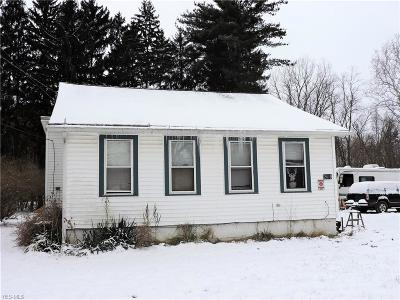 Lorain County Single Family Home For Sale: 2419 Grafton Rd