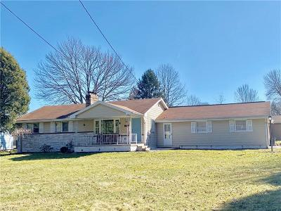 Single Family Home For Sale: 6685 Struthers Rd