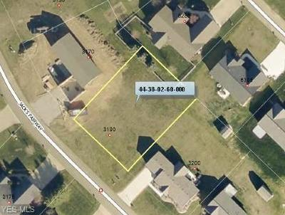 Muskingum County Residential Lots & Land For Sale: 3190 Jacks Fairway