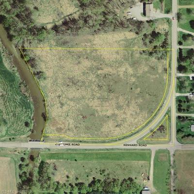 Medina County Residential Lots & Land For Sale: V/L Lake Rd