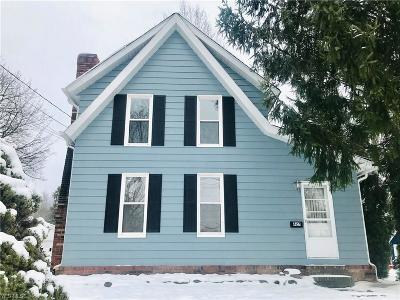 Medina County Single Family Home For Sale: 427 High St