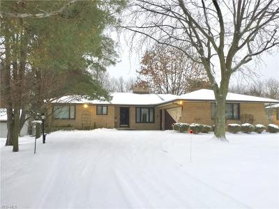 Royalton Single Family Home For Sale: 10231 Ridge Rd