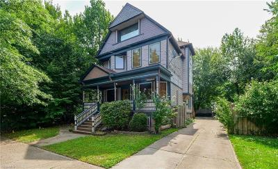 Cleveland Single Family Home For Sale: 7511 Franklin Blvd