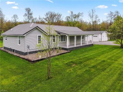 Single Family Home For Sale: 632 State Route 14