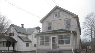 Lorain Multi Family Home For Sale: 3116 Elyria Ave
