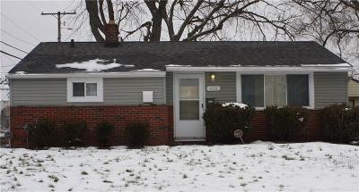 Single Family Home For Sale: 6518 Sandfield Dr