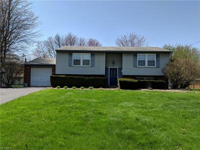Austintown Single Family Home For Sale: 1822 Woodland Trace