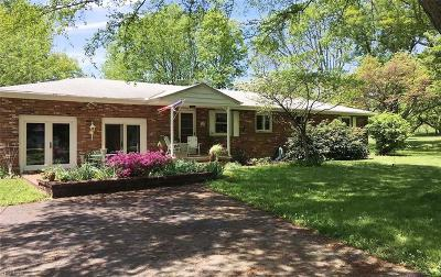 Medina County Single Family Home For Sale: 8298 Leatherman Rd