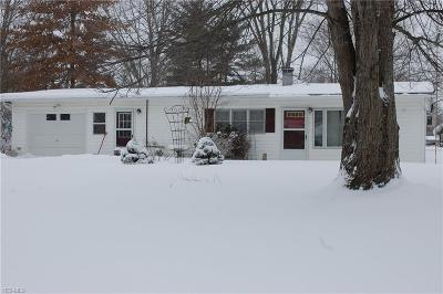 Lorain County Single Family Home For Sale: 12168 Alton Dr