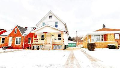 Parma Multi Family Home For Sale: 3119 Brookdale Ave