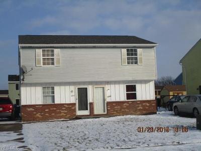 Lorain Multi Family Home For Sale: 1297 Fillmore Cir