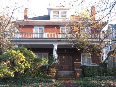 Marietta Single Family Home For Sale: 616 Wooster St