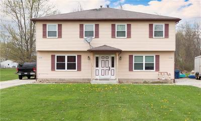 Lordstown Multi Family Home For Sale: 1328 Carson Salt