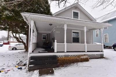 Single Family Home For Sale: 384 South Main St
