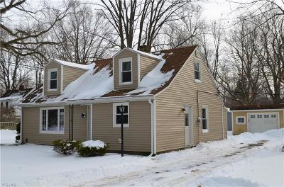 Madison Single Family Home For Sale: 6178 Selkirk Dr
