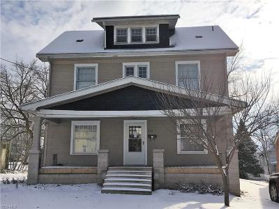 Girard Single Family Home For Sale: 237 East Main St