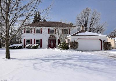Single Family Home For Sale: 1752 Halls Carriage Path